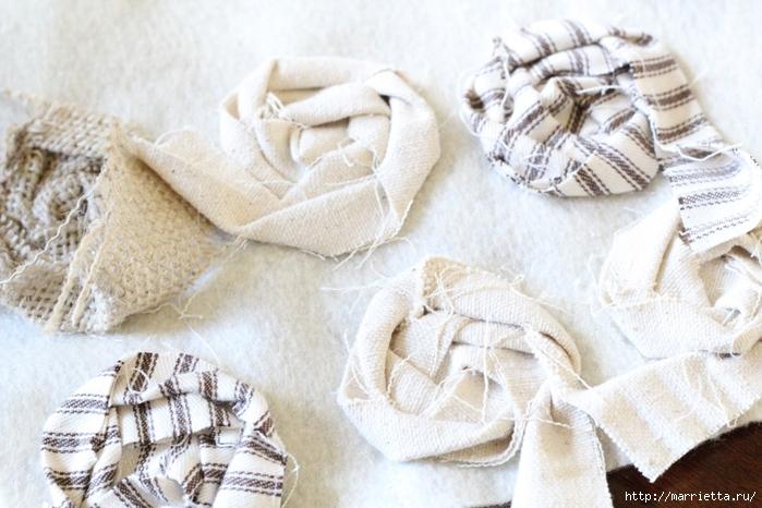 Текстильные новогодние елочки. Мастер-класс (10) (700x466, 261Kb)