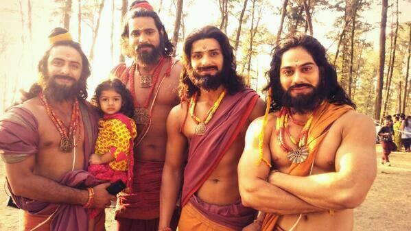 Vrushali in mahabharat Serienstern