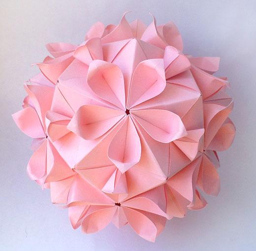 Кусудама Cherry Blossom, автор