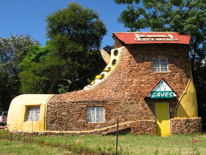 Фото самых странных домов