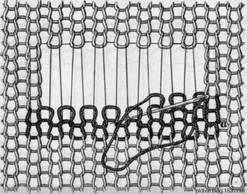 как вывязать петли для пуговиц спицами