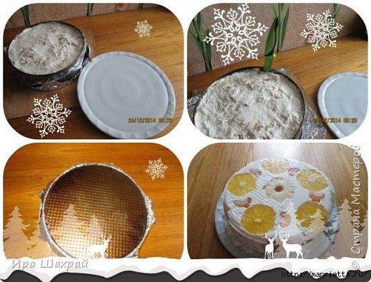 Новогодний сметанный торт-суфле соблазн (5) (520x395, 147Kb)
