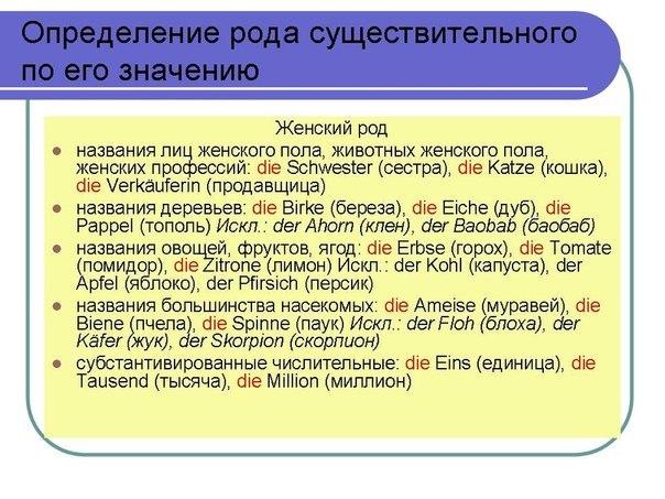 okonchaniya-rodov-nemetskih-sushestvitelnih