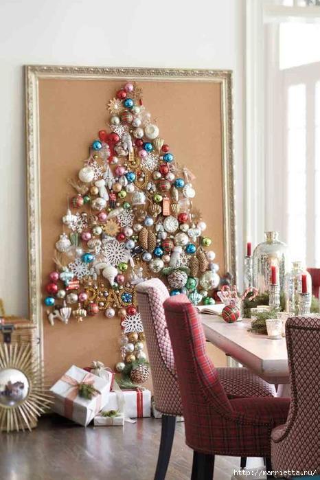 Новогодние елки (6) (466x700, 237Kb)