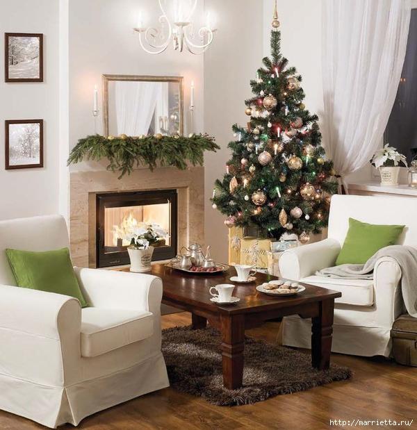 Новогодние елки (21) (600x619, 183Kb)