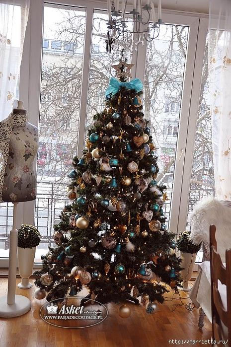 Новогодние елки (27) (465x700, 368Kb)