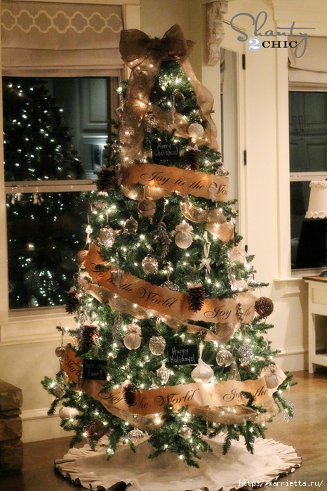 Новогодние елки (39) (466x700, 328Kb)