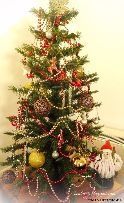 Новогодние елки (79) (427x700, 291Kb)