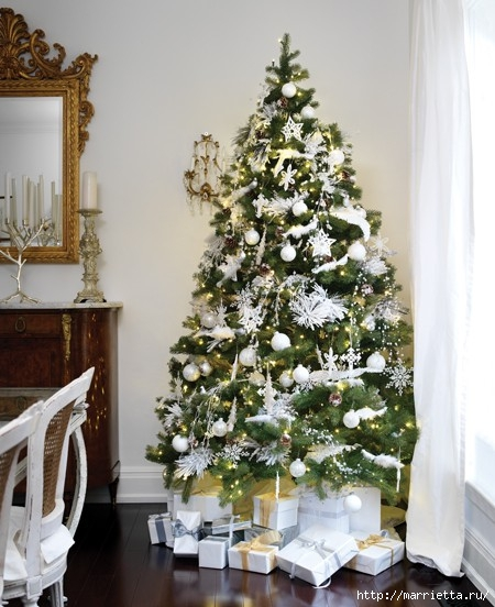 Новогодние елки (96) (450x552, 170Kb)