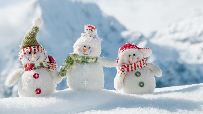 снеговики 5 (700x393, 226Kb)