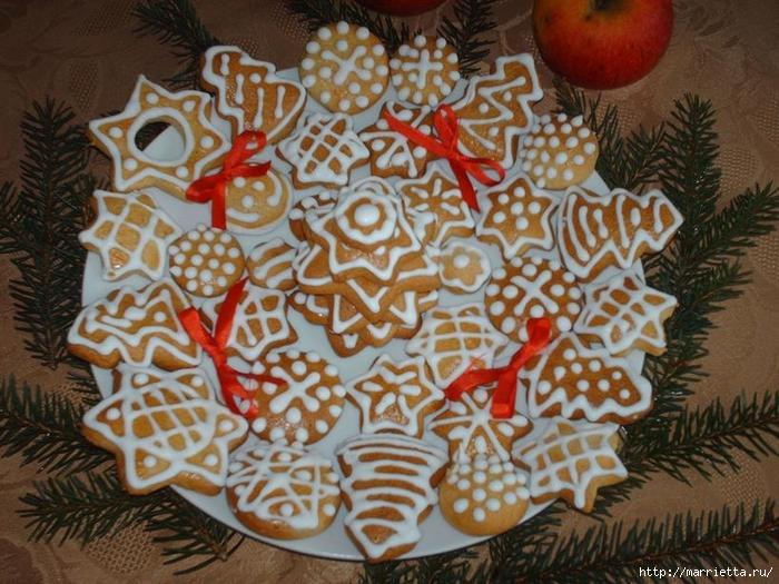 Navidad de fantasía con pan de jengibre (2) (700x525, 334Kb)
