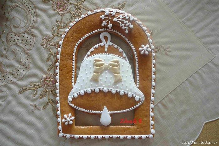 Navidad de fantasía con pan de jengibre (11) (700x467, 280Kb)
