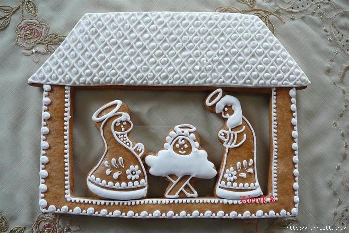 Navidad de fantasía con pan de jengibre (12) (700x467, 305KB)