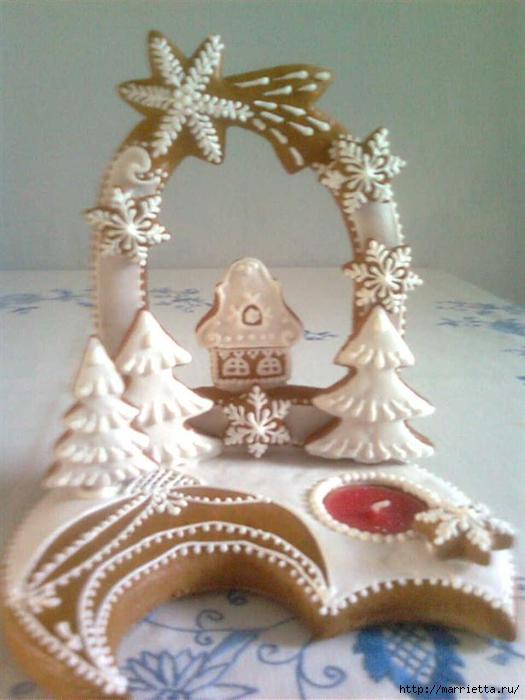 Navidad de fantasía con pan de jengibre (40) (525x700, 235Kb)
