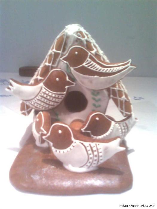 Navidad de fantasía con pan de jengibre (41) (525x700, 176Kb)