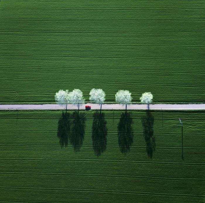 20 минималистичных фотографий, в которых живет гармония
