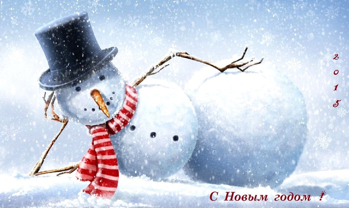 winter-snow-snowman-snowflakes-hat-scarf_p (700x417, 103Kb)