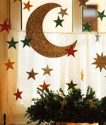 Украшаем дом на новый год шаблоны