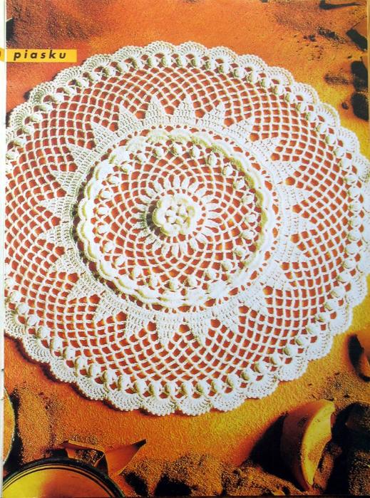 Вязание » Вязание, вязание спицами, вязание крючком, Схемы 85