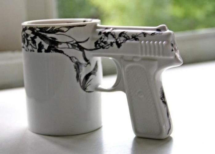 Самые потрясающие кружки, которые оценят все любители кофе и чая (фото)