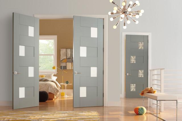 Стильные двери фото