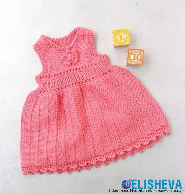 детское платье (600x631, 203Kb)