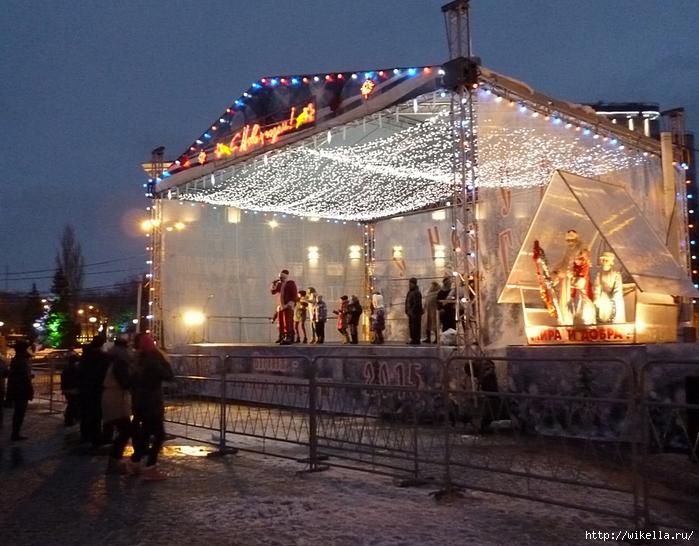 Новогодняя площадь Ленина2 (700x546, 295Kb)