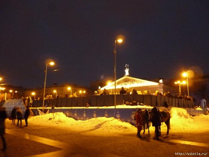 Новогодняя площадь Ленина-опера и каток (700x525, 243Kb)