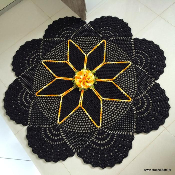 1 - Tapete redondo passo a passo - www.croche.com (700x700, 475Kb)