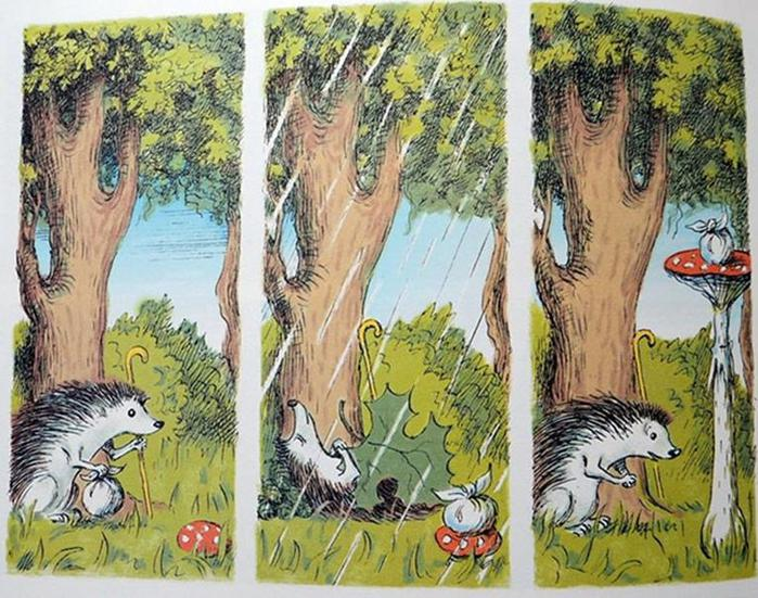Иллюстрации советских детских книжек