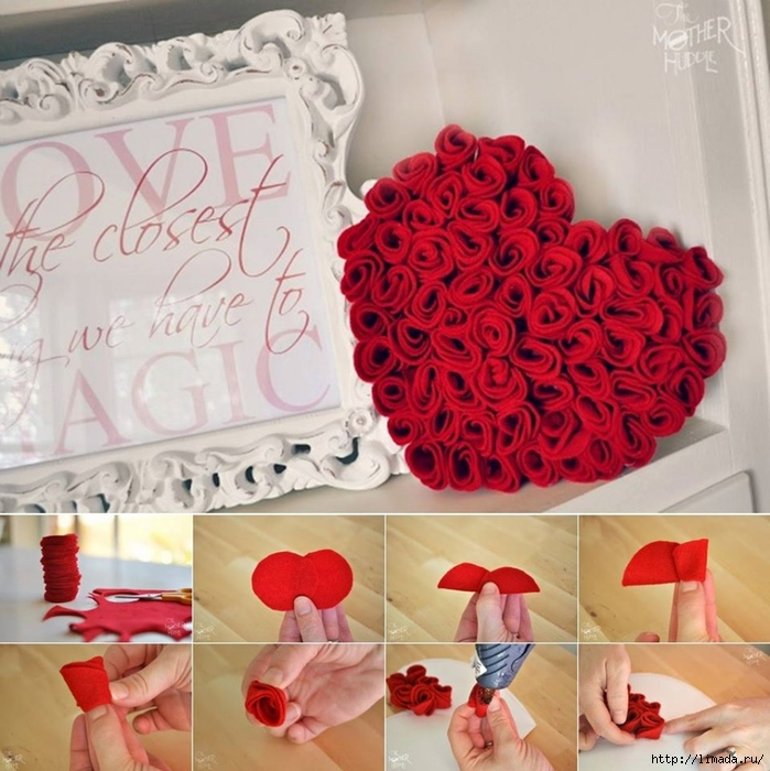 DIY-Felt-Roses-Heart (699x700, 319Kb)