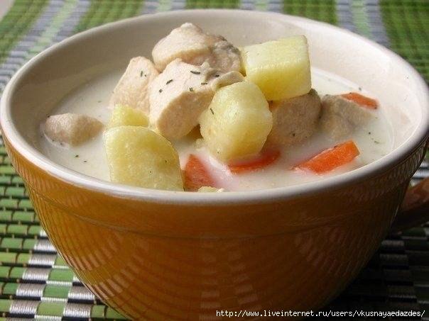 рецепт супа жены кабзона
