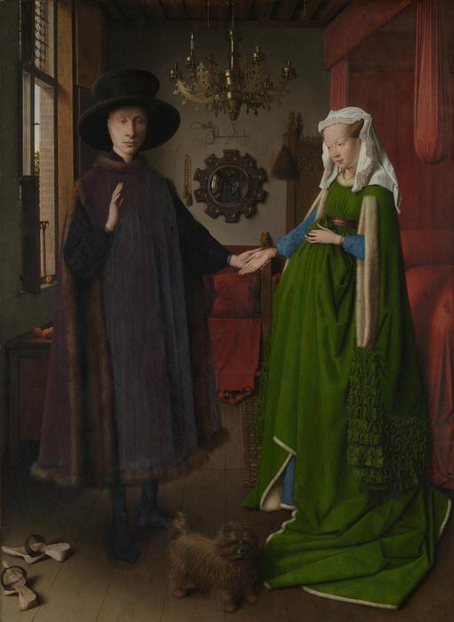 Van_Eyck_-_Arnolfini_Portrait (511x700, 134Kb)
