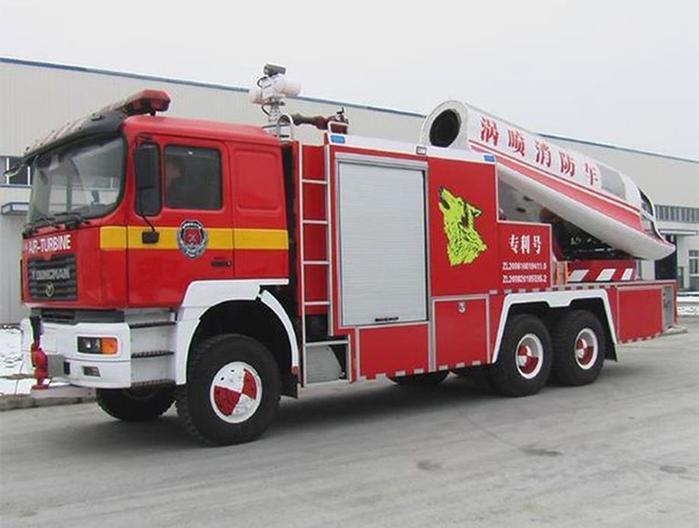 Крутые пожарные машины