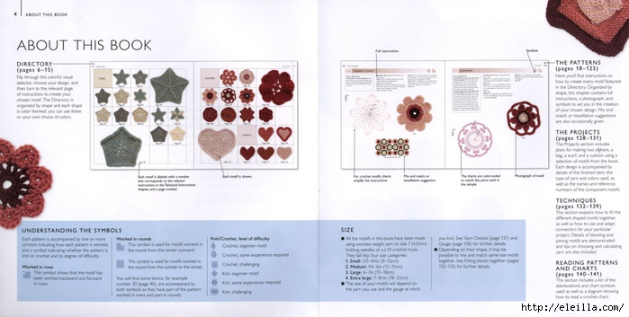 150 Knit & Crochet Motifs_H.Lodinsky_Pagina 04-05 (700x353, 166Kb)
