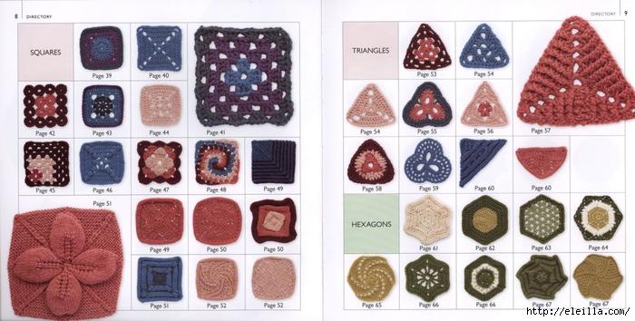 150 Knit & Crochet Motifs_H.Lodinsky_Pagina 08-09 (700x354, 225Kb)
