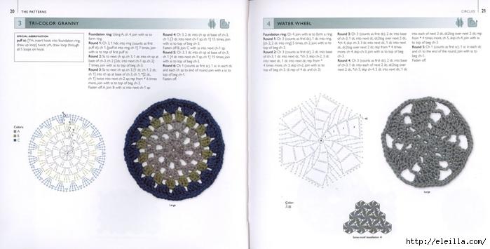 150 Knit & Crochet Motifs_H.Lodinsky_Pagina 20-21 (700x355, 149Kb)