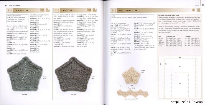 150 Knit & Crochet Motifs_H.Lodinsky_Pagina 98-99 (700x357, 162Kb)
