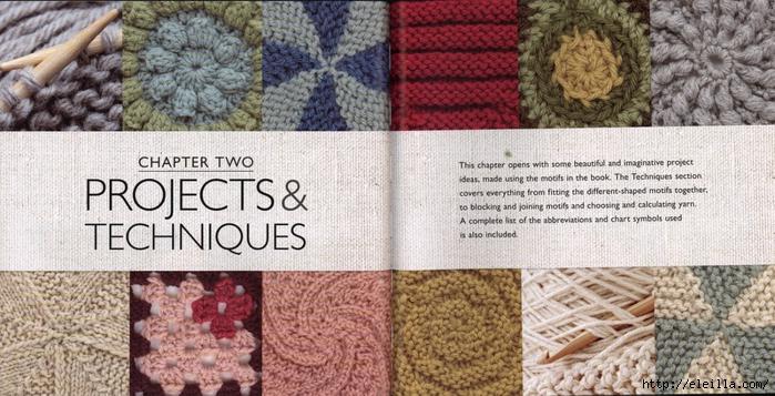 150 Knit & Crochet Motifs_H.Lodinsky_Pagina 126-127 (700x357, 274Kb)