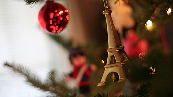 обои на рабочий стол 1920х1080 зима новый год рождество № 199374  скачать