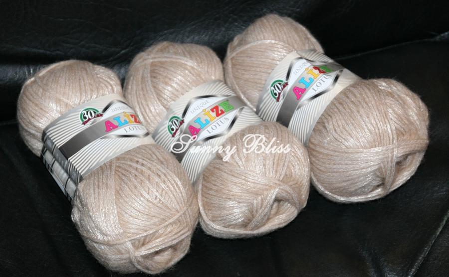 Пряжа ализе лотос