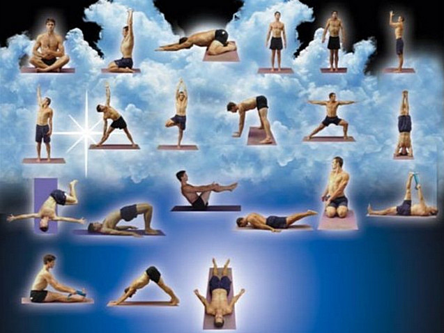 Йога для похудения дома: комплекс из простых асан йоги