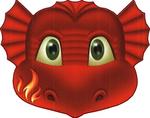 ������ дракоша (500x394, 156Kb)
