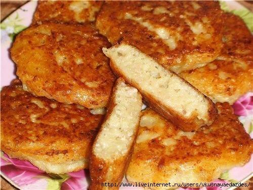 рецепт быстрых беляшей или линивых пирожков