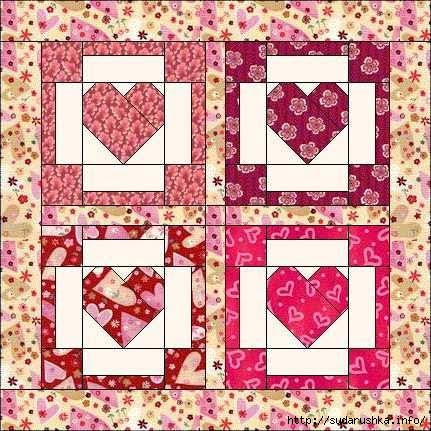 CORAZON 8 QUILT LC (431x431, 159Kb)