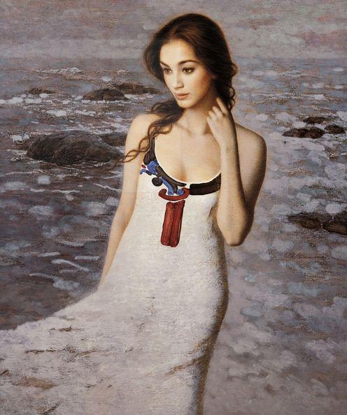 Xie-Chuyu.-Kitayskiy-portret.-Listen-to-the-Sea (496x594, 63Kb)
