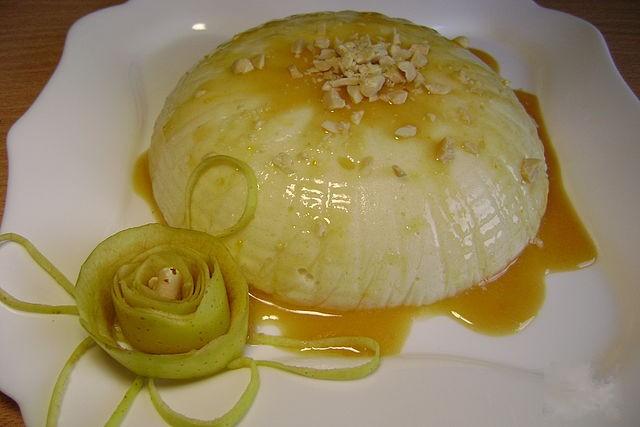 Мусс яблочный с манкой рецепт с фото пошагово в домашних условиях