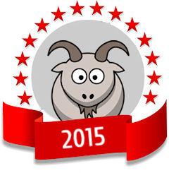 Новый 2015 год, год козы скачать козу 2015 (240x245, 23Kb)