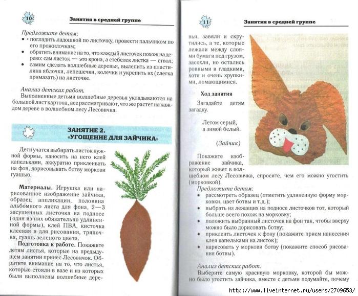 Апликация из природного материала в детском саду.page06 (700x579, 317Kb)