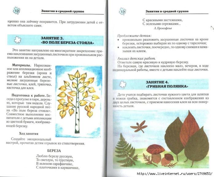 Апликация из природного материала в детском саду.page07 (700x578, 280Kb)